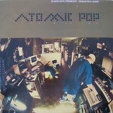 """Sébastien Léger – Atomic Pop Black Jack BLACKJACK LP2000-01 VG+ VINYL 12"""""""