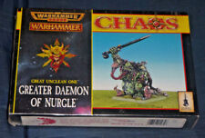 Great Unclean One - Greater Daemon of Nurgle : Warhammer & 40K {New-Sealed} Rare