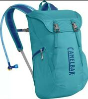 Camelbak Arete 18 Hydration Pack Rucksack Bluebird Olympian Blue Teal Turquoise