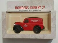 HOWDENS JOINERY Special Edition DG58 Morris Z Van CORGI Mint Boxed Certificate
