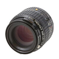 Pentax 135mm F/4 SMC LS Telephoto / Long Lens For Pentax 645 System {58} - UG