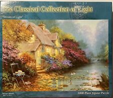 'STREAM OF LIGHT' - 1000-Piece Jigsaw Puzzle  **Immaculate A* Condition**
