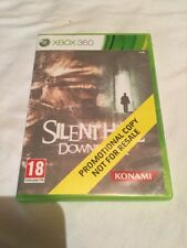 Silent Hill Downpour Xbox 360 Promotional Copy NEW