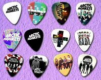 ARCTIC MONKEYS  Guitar Picks Set of 12
