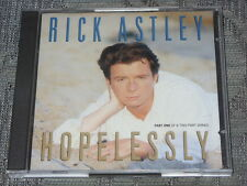 Rick Astley:   Hopelessly  2XCD Singles (CD1 + CD2)   NM