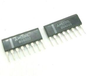 10 x M5230L m5230l Mitsubishi Linear IC Zip 8