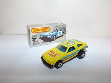 MATCHBOX S/F NO.25-D TOYOTA CELICA GT 'YELLOW FEVER' MIB