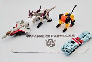 2008-2009 Hasbro Takara Transformers Parts /& Manuals Universe 2