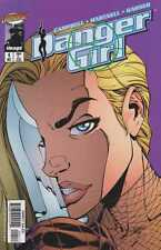 "Danger Girl #4 ""large Knife Variant"" us cómic J. scott campbell andy Hartnell"