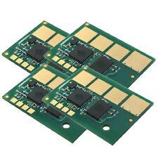 4 Toner Reset Chip for Lexmark X651H11A X651H21A X651 X652 X654 X656 X658 Refill