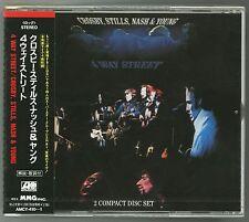 CROSBY STILLS NASH & YOUNG 4 Way Street 2CD JAPAN AMCY-410/1 NEW SEALED 92 s4815