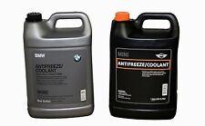 Genuine BMW MINI Coolant Antifreeze Blue 82141467704 1 Gallon Concentrate