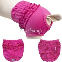 NEW Pet Dog Physiological Sanitary Pants Diaper Panties Underwear for Female Dog