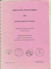 SKELETON POSTMARKS OF ENGLAND AND WALES + Channel Is & Isle of Man