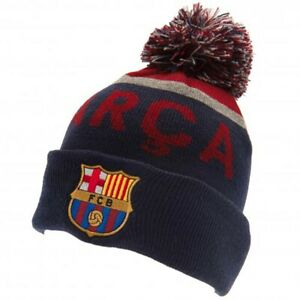 F.C Barcelona - Adult Ski Hat (NG)