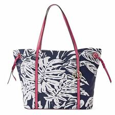 """Kana"" Tropical Floral Double Shoulder Bag by Mondani"