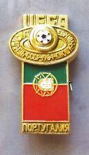 PIN DEPORTES.  FUTBOL UEFA BANDERA PORTUGAL