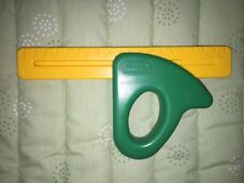 LIttle Tikes Sliding Square Ruler Pretend Play Replacement Measuring Tool Tykes