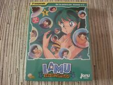 DVD SERIE ANIME LAMU URUSEI YATSURA 1ºTEMPORADA EN 4 DVD EPISODIOS 1-21 NUEVO