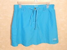 Against The Elements Teal Quick Dry Skirt.(Size 8)
