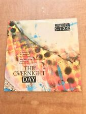 POLYPHONIC SIZE - THE OVERNIGHT DAY - BELGIAN SYNTH POP,MINIMAL,NEW WAVE GROUP!!