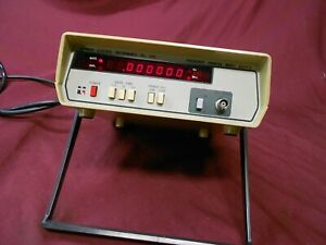 Topward model 8503 frequency counter