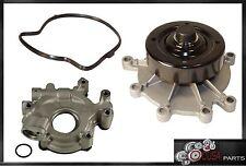 ENGINE OIL PUMP+WATER PUMP for DODGE DAKOTA 00-10 DURANGO 00-09 V6 V8 3.7L 4.7L