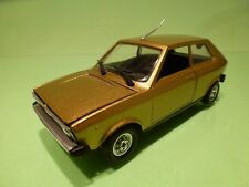 POLISTIL S 25 S25 VW VOLKSWAGEN POLO -  GOLDEN 1:25 - GOOD CONDITION