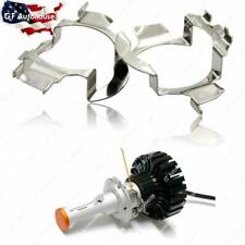 For VW Benz Audi BMW Buick H7 Headlight LED Bulbs Retainers Adapters Holders