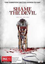 Shame the Devil  - DVD - NEW Region 4