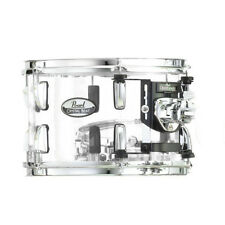 Pearl Crystal Beat Acrylic Tom Tom 12x8 Ultra Clear