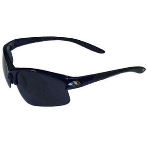 Baltimore Ravens Blade Sunglasses NFL Glasses Fan Maximum UVA/UVB, Licensed