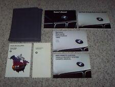 1993 BMW 740i 740iL 750iL 7 Series Owner's Owner User Manual 5.0L V12 4.0L V8