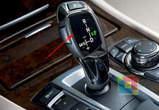 POMELLO CAMBIO AUTOMATICO BMW SERIE 5 E60 E61 - LOOK M SPORT VARIANTE NERA