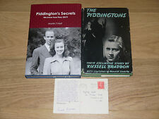 The Piddington's (We Know How They Did It!) Mentalism Books & Signed Photo!