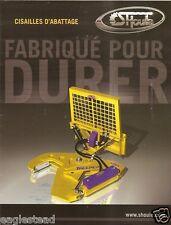 Equipment Brochure - S Houle - Ts-08 17 Treerex Grapple Logging French (E2092)