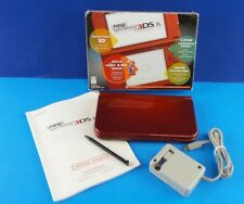 New Nintendo 3DS XL Handheld Gaming System + Extras in Box Used #Crate