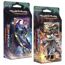 POKEMON TCG Sun & Moon Guardians Rising Theme Deck - Hidden Moon & Steel Sun
