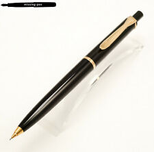 New Style Pelikan D150 Push Mechanism Pencil (0.5 mm) in Black (sold out model)
