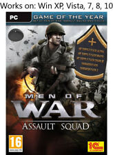 Men of War Assault Squad PC Game Windows XP Vista 7 8 10