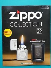 ZIPPO COLLECTION N. 29 tempesta Accendino 50th Anniversary (1982) Never fired!!!