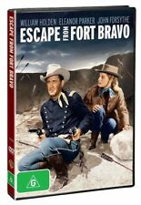 Escape From Fort Bravo (DVD, 2015)