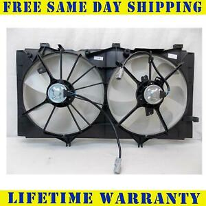Radiator Cooling Fan Assembly For Toyota Venza Camry TO3115164