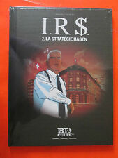 BD / I.R.S  N°2 LA STRATEGIE HAGEN / BD CULTE COLLECTION / B15E3
