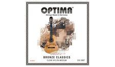 OPTIMA corde in nylon per chitarre, bronce-Set di corde chitarra concerto
