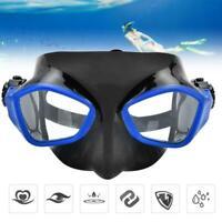 Anti-fog Snorkeling Scuba Diving Mask Anti-fog Large Frame Adults Dive Equipment