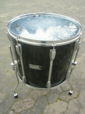 "Vintage MAGNA 18"" Floortom with 16"" deep shell and TAMA legs"
