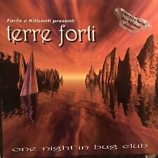 TERRE FORTI • One Night In The Bug Club • Vinile 12 Mix • AREA 0007