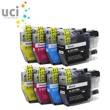 8 Ink Cartridge fits Brother LC3217 MFC-J5330DW MFC-J5335DW MFC-J5730DW