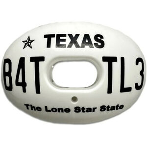 Battle Sports Science Texas Plate Adult Oxygen Lip Protector Mouthguard